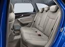 Фото авто Audi A6 C8, ракурс: задние сиденья