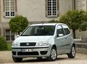 Фото авто Fiat Punto 2 поколение [рестайлинг], ракурс: 45
