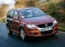 Фото авто Volkswagen Touran 1 поколение [рестайлинг], ракурс: 315