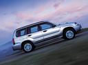 Фото авто Subaru Forester 2 поколение, ракурс: 270