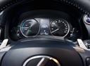 Фото авто Lexus IS XE30 [рестайлинг], ракурс: приборная панель