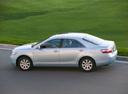 Фото авто Toyota Camry XV40, ракурс: 90 цвет: голубой