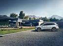 Фото авто Renault Koleos 2 поколение, ракурс: 90 цвет: белый
