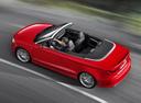 Фото авто Audi A3 8V, ракурс: сверху цвет: красный