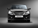 Фото авто Nissan Sentra B17,  цвет: черный