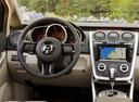 Фото авто Mazda CX-7 1 поколение, ракурс: рулевое колесо