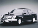 Фото авто Toyota Origin 1 поколение, ракурс: 45