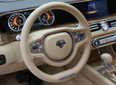 Фото авто Aurus Senat 1 поколение, ракурс: рулевое колесо