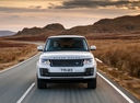 Фото авто Land Rover Range Rover 4 поколение [рестайлинг],  цвет: белый