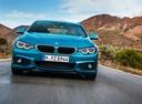 Фото авто BMW 4 серия F32/F33/F36 [рестайлинг],  цвет: голубой