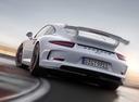 Фото авто Porsche 911 991, ракурс: 180 цвет: белый