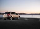 Фото авто Ford EcoSport 2 поколение [рестайлинг], ракурс: 225 цвет: бежевый