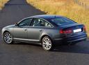 Фото авто Audi A6 4F/C6 [рестайлинг], ракурс: 135 цвет: серый