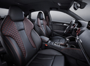 Фото авто Audi RS 3 8VA [рестайлинг], ракурс: салон целиком