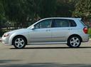 Фото авто Kia Spectra 2 поколение [рестайлинг], ракурс: 90