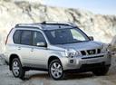 Фото авто Nissan X-Trail T31, ракурс: 315 цвет: серебряный