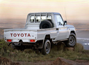 Фото авто Toyota Land Cruiser J70 [3-й рестайлинг], ракурс: 225