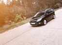 Фото авто Ford Focus 2 поколение [рестайлинг], ракурс: 45 цвет: черный
