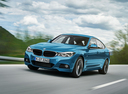 Фото авто BMW 3 серия F30/F31/F34 [рестайлинг], ракурс: 45 цвет: голубой
