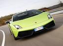 Фото авто Lamborghini Gallardo 1 поколение,  цвет: зеленый