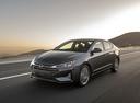Фото авто Hyundai Elantra AD [рестайлинг], ракурс: 45 цвет: серый