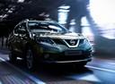 Фото авто Nissan X-Trail T32, ракурс: 315 цвет: зеленый