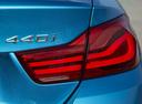 Фото авто BMW 4 серия F32/F33/F36 [рестайлинг], ракурс: задние фонари цвет: голубой
