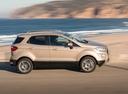Фото авто Ford EcoSport 2 поколение [рестайлинг], ракурс: 270 цвет: бежевый
