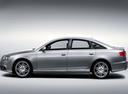 Фото авто Audi A6 4F/C6 [рестайлинг], ракурс: 90 цвет: серебряный