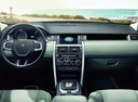 Фото авто Land Rover Discovery Sport 1 поколение, ракурс: торпедо
