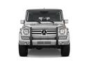 Фото авто Mercedes-Benz G-Класс W463 [рестайлинг], ракурс: 0 - рендер цвет: серебряный