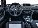 Фото авто BMW M3 F80 [рестайлинг], ракурс: рулевое колесо