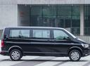 Фото авто Volkswagen Caravelle T6, ракурс: 270 цвет: черный