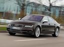 Фото авто Audi S7 4G, ракурс: 45 цвет: черный