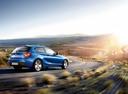 Фото авто BMW 1 серия F20/F21, ракурс: 225 цвет: синий