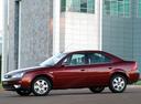 Фото авто Ford Mondeo 3 поколение [рестайлинг], ракурс: 90 цвет: красный