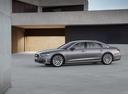 Фото авто Audi A8 D5, ракурс: 90 цвет: серый