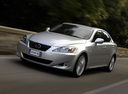 Фото авто Lexus IS XE20, ракурс: 45 цвет: серебряный