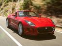 Фото авто Jaguar F-Type 1 поколение, ракурс: 315 цвет: красный