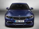 Фото авто Alpina B3 F30/F31,  цвет: синий