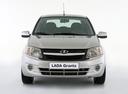 Новый ВАЗ (Lada) Granta, серебряный , 2017 года выпуска, цена 533 900 руб. в автосалоне Норд Авто Lada