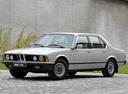 Фото авто BMW 7 серия E23, ракурс: 45