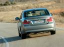 Фото авто BMW 3 серия E90/E91/E92/E93, ракурс: 180 цвет: голубой