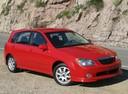 Фото авто Kia Spectra 2 поколение, ракурс: 315