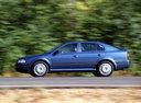Фото авто Skoda Octavia 1 поколение [рестайлинг], ракурс: 90 цвет: синий