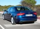 Фото авто Audi A4 B8/8K [рестайлинг], ракурс: 135 цвет: синий