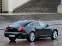 Фото авто Jaguar XJ X351, ракурс: 225 цвет: черный