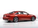 Фото авто Audi A8 D5, ракурс: 225 - рендер цвет: красный