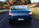 Фото авто Fiat Siena 1 поколение, ракурс: 180