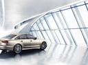 Фото авто Audi A6 4G/C7 [рестайлинг], ракурс: 225 цвет: бежевый